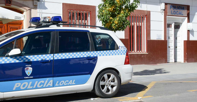 Desalojada en Tomelloso una fiesta ilegal con más de 30 personas