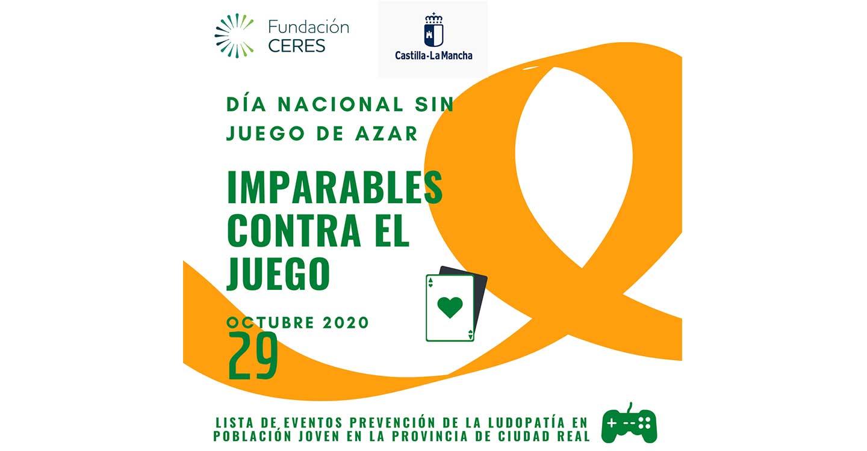 Fundación Ceres de Tomelloso imparable en el Dia Nacional sin juego de azar