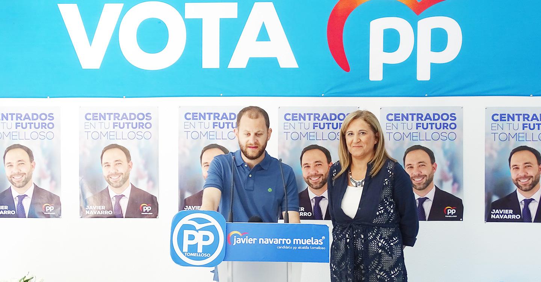 Disminución de tasas e impuestos, entre otros, propuesta prioritaria del Partido Popular en materia fiscal