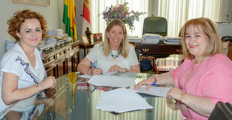 El Ayuntamiento de Tomelloso aporta 30.000 € a Fundación CERES para el desarrollo de varios programas