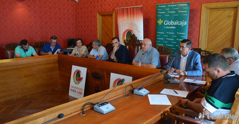 El Ayuntamiento de Tomelloso ha acogido la Lonja del Melón y la Sandía de Castilla-La Mancha