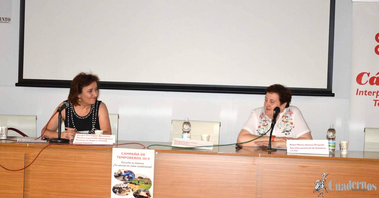 El Ayuntamiento de Tomelloso y Cáritas unidos para la puesta en marcha del albergue de temporeros