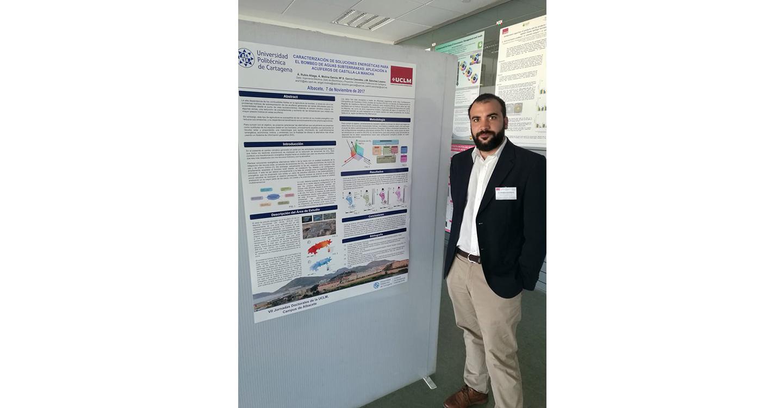 """Álvaro Rubio publica un estudio de investigación analizando en profundidad el bombeo solar en la agricultura desde un enfoque multidimensional en """"Renewable Energy Journal""""."""
