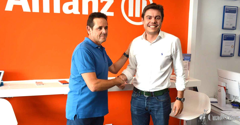 El CBT Atlético Tomelloso agradece la continuidad del patrocinio de la Empresa Jiménez Valentín por su ayuda a este deporte.