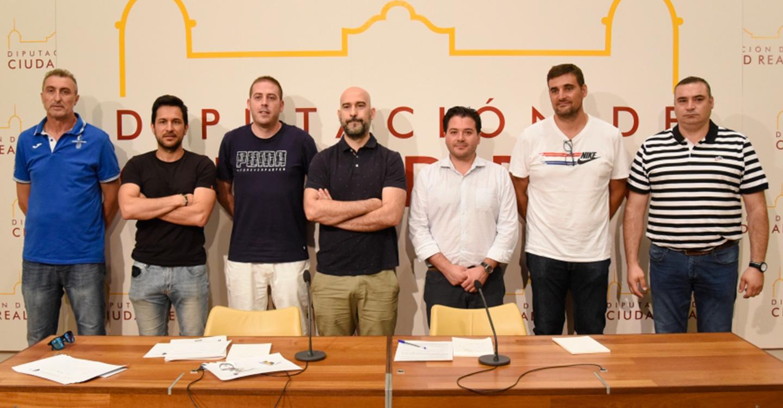El CBT Basket Atlético Tomelloso participará en la Copa de la Diputación de Ciudad Real