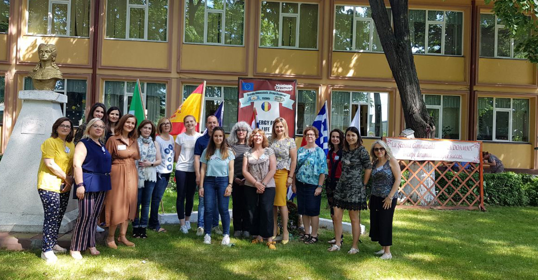 El CEIP Félix Grande cierra exitosamente su proyecto Erasmus+