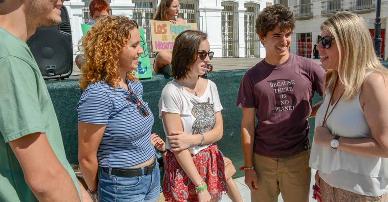El equipo de gobierno del Ayuntamiento de Tomelloso muestra su adhesión a la lucha contra el cambio climático