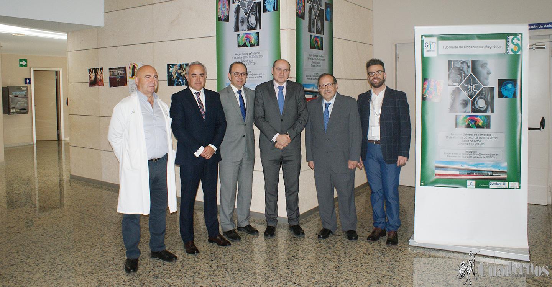 El Hospital de Tomelloso celebra la I Jornada de resonancia magnética de la región