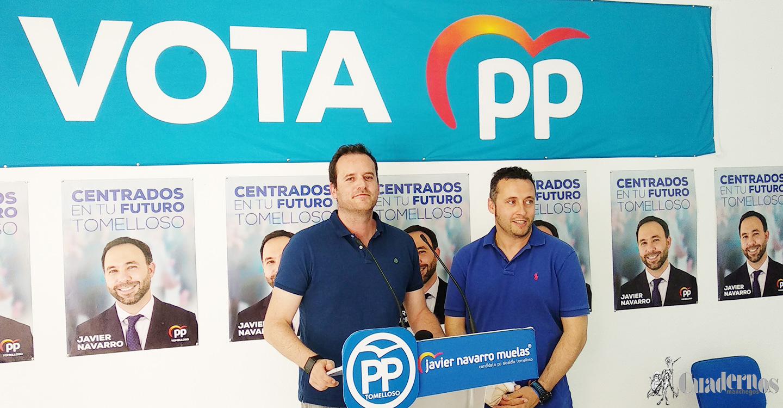 """""""El Partido Popular es el único que puede hablar más y mejor en la Educación de Tomelloso"""""""