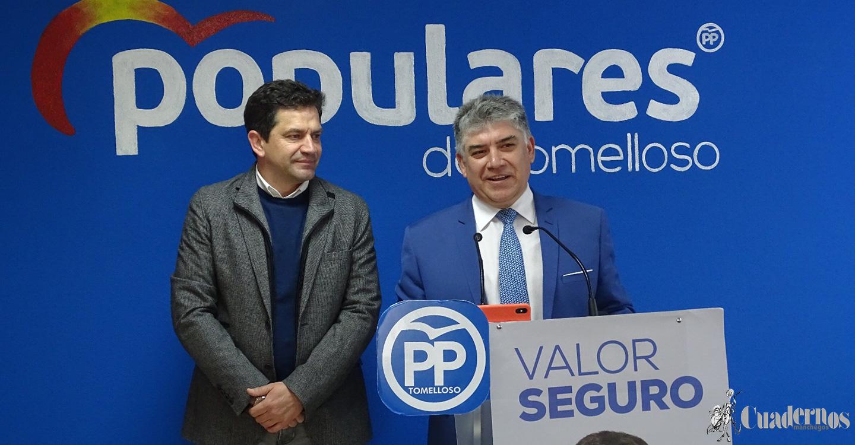 """""""El Partido Popular ofrece un programa de medidas para los que quieran vivir en el campo lo hagan con garantías"""""""