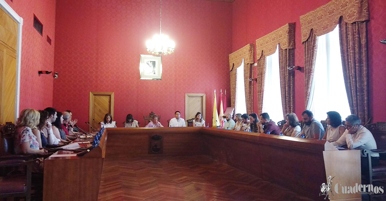 El Pleno aprueba la nueva estructura del Ayuntamiento de Tomelloso