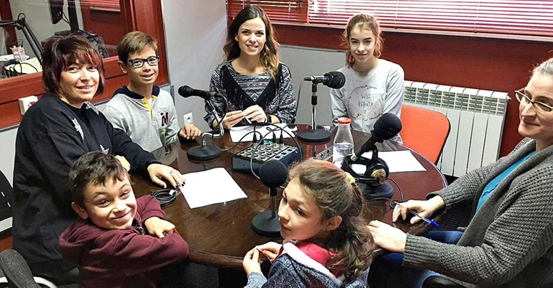 El Ponce de León celebra el Día Universal de la Infancia en la Radio Municipal de Tomelloso