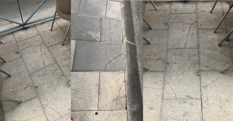 El PP de Tomelloso solicita el arreglo de las aceras de la calle Pintor López Torres