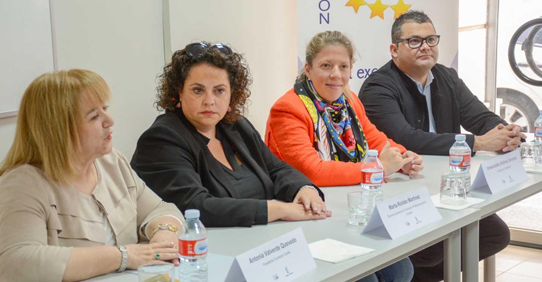 El proyecto CREA arroja en Tomelloso unos excelentes resultados con 4 personas contratadas