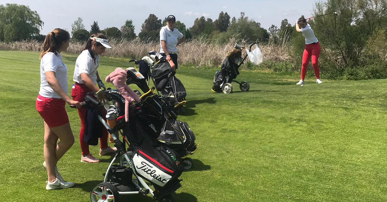 El tomellosero Rafael López Parra obtuvo la segunda plaza en la categoría infantil de Golf en Palomarejos