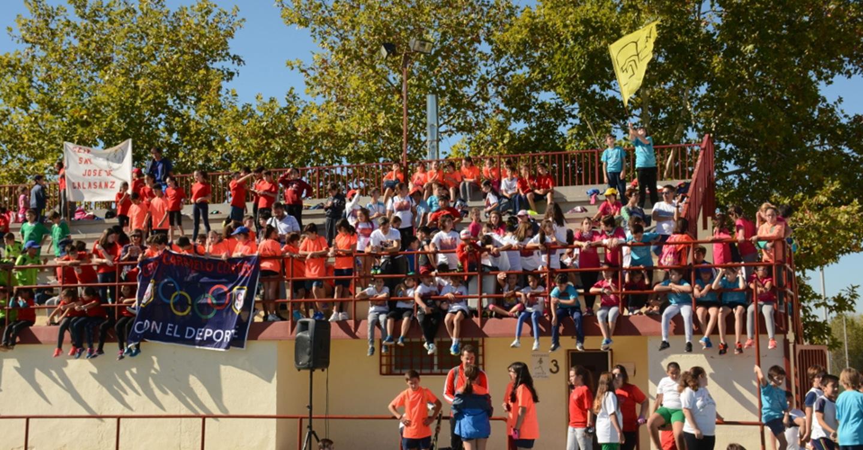 El viernes se celebran las Olimpiadas Escolares en Tomelloso