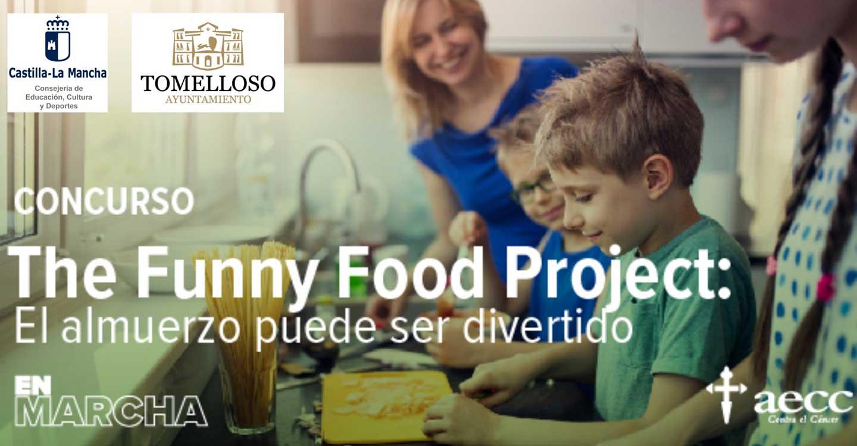"""Comienza en los centros escolares el proyecto """"En marcha hacia un futuro saludable"""""""