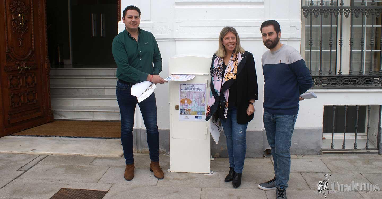 El Ayuntamiento de Tomelloso abre el plazo a la ciudadanía para la aportación de sugerencias y propuestas sobre el proyecto de rehabilitación del mercado Central de Abastos