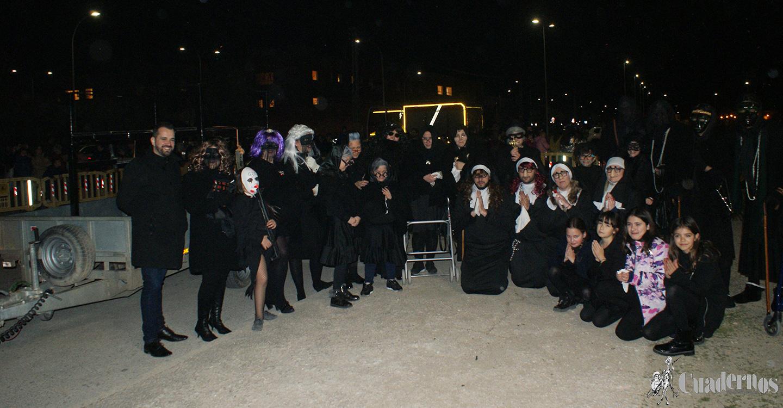 Los carnavales de Tomelloso finalizan con el entierro de la sardina