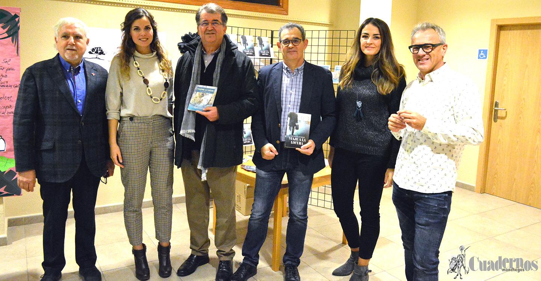 Presentados los libros ganadores del XXII Certamen Literario Fiesta de las Letras