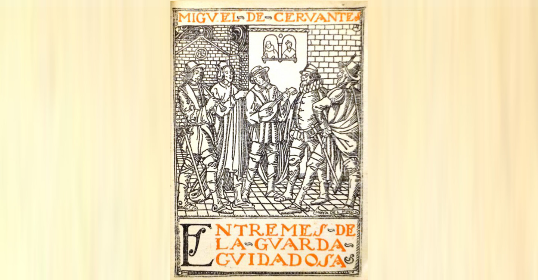 Real Academia de la lengua cervantina