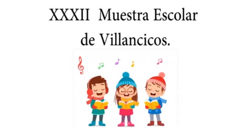 Los escolares protagonizaron una especial XXXII Muestra Escolar de Villancicos, con creativos vídeos musicales