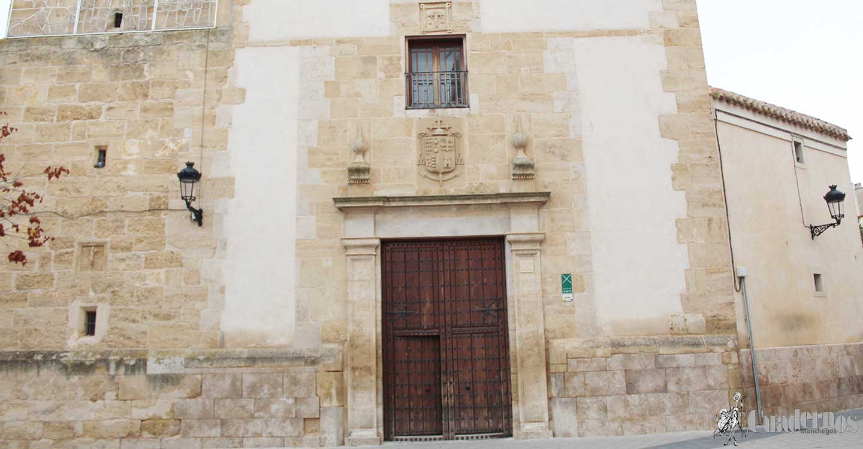 El escudo de la Parroquia de la Asunción