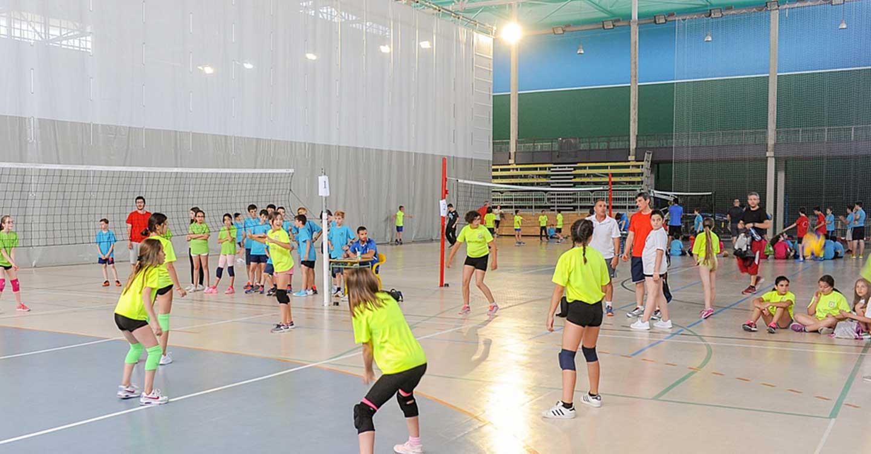 Unos 700 alumnos comienzan hoy en Tomelloso las Escuelas Deportivas de Primavera 2021