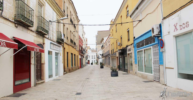 Establecimientos en las calles de Tomelloso (II)