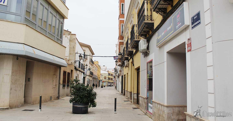Establecimientos en las calles de Tomelloso (I)
