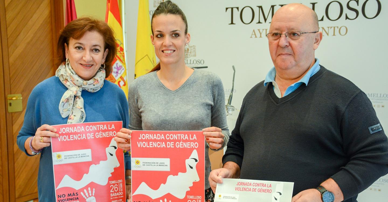 Este próximo sábado se celebra en Tomelloso una jornada deportiva contra la violencia de género