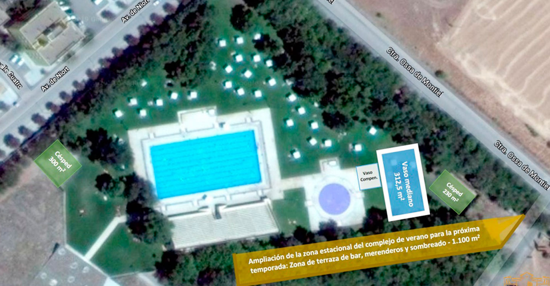 Este viernes 21 abre sus puertas la piscina de verano