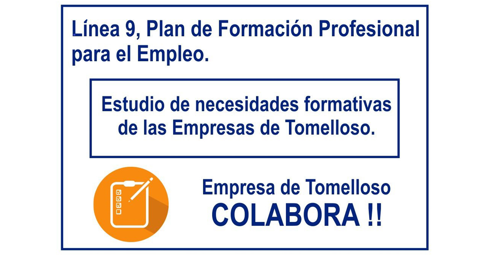 El Ayuntamiento de Tomelloso pone en marcha un estudio de necesidades formativas para el empleo
