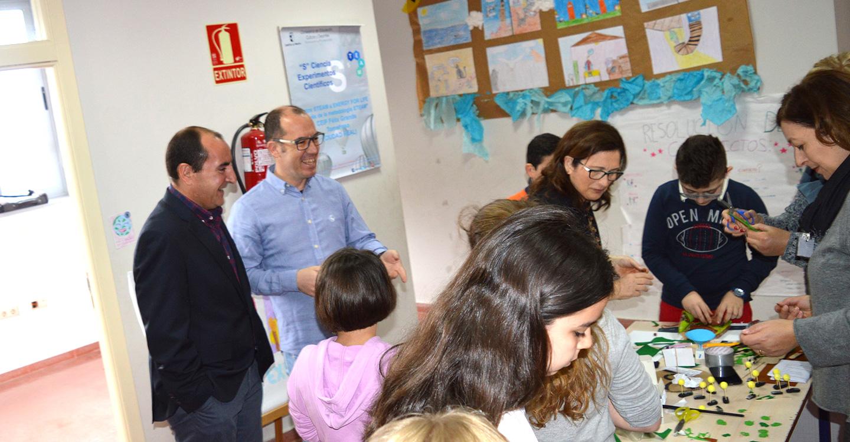 Europa otorga al CEIP Félix Grande de Tomelloso el sello de calidad educativa