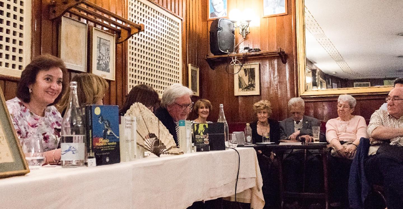Excelente homenaje el ofrecido ayer en Madrid a García Pavón