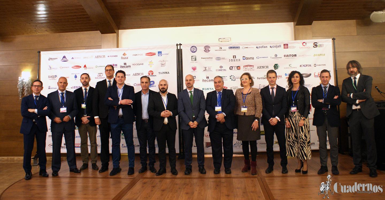Celebrado con éxito el V Encuentro Industrial B2B en Tomelloso, con presencia de cuatro representantes de países hispanomericanos