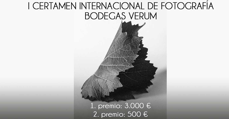 Exposición del I Certamen Internacional de Pintura organizado por Bodegas Verum y Viñedos