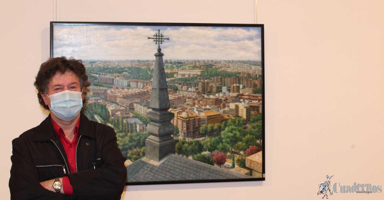 El realismo de Anselmo Ponce Serrano podrá disfrutarse en el Museo Antonio López Torres de Tomelloso