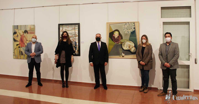 """Pepe Carretero : """"En Tomelloso hay una especial sensibilidad para la pintura"""""""