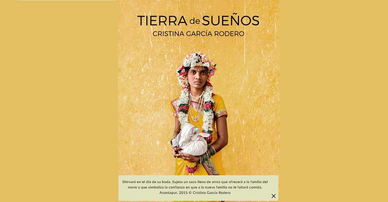 """Tomelloso acogerá la Exposición de Fotografías """"Cristina García Rodero. Tierra de Sueños. Arte en la Calle"""""""