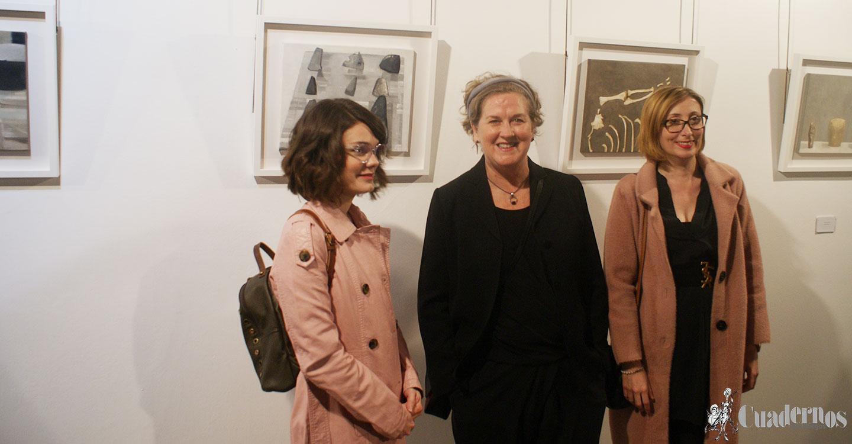 Novedosa exposición pictórica de naturaleza muerta de la australiana Maryanne Wick en la Posada de los Portales.