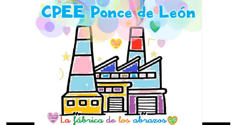 El CPEE Ponce de León y su Fábrica de Abrazos