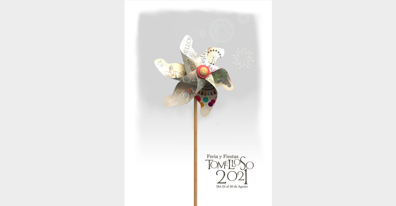 La Feria y Fiestas 2021 de Tomelloso ya tienen cartel anunciador