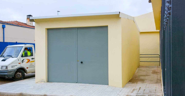 Finaliza la ampliación del Centro de Barrio del Carmen de Tomelloso