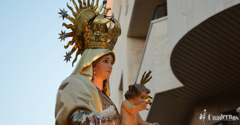 Broche de oro a las fiestas del Barrio del Carmen de Tomelloso