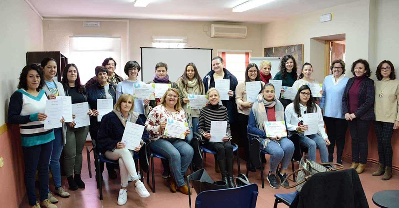 Finalizan dos actividades de formación y empleo en el Centro de la Mujer de Tomelloso
