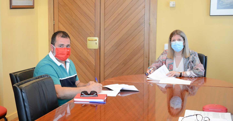 Firmado un nuevo acuerdo de colaboración entre el Ayuntamiento de Tomelloso y Cruz Roja