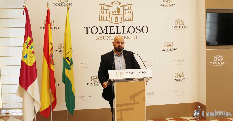 No se subirán las tasas ni los impuestos municipales en Tomelloso para el año 2021