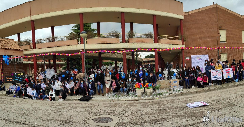 Fundación Elder celebra el acto de Solidaridad Intergeneracional en agradecimiento a las personas mayores apoyados por alumnos de centros escolares con motivo del comportamiento de ambos frente a la pandemia