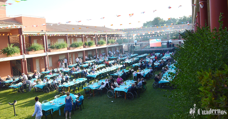 Fundación Elder celebra su anual Fiesta de Familias donde se puede disfrutar de la compañía de nuestros mayores.